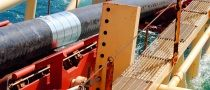 Pipe Laying Offshore Header